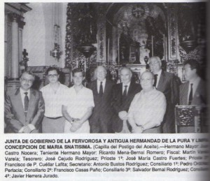 Boletín de las Cofradías.